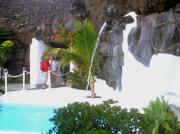 Pool Wohnhaus Cesar Manrique