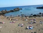 Puerto del Carmen Strand, Lanzarote
