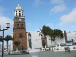 Kirche in Teguise, Lanzarote