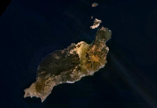 Insel Lanzarote Foto