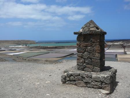 Salzgewinnung auf Lanzarote