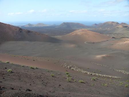 Vulkane Lanzarote